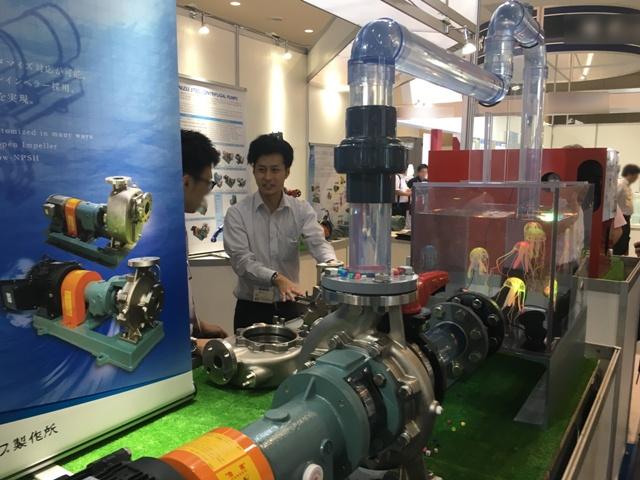 【展示会】管工機材設備総合展OSAKA2019に出展しました。