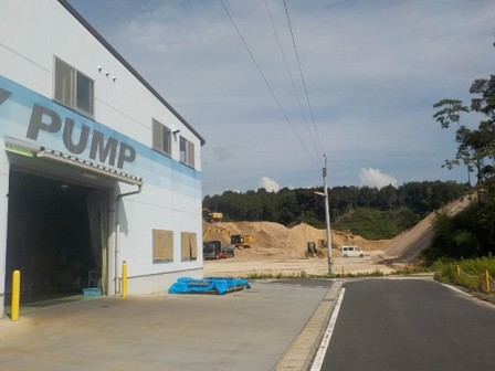 島根工場 新棟増設計画